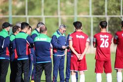 قرعه کشی دوباره مسابقات فوتبال بازیهای آسیایی جاکارتا