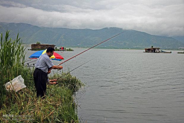 جشنواره بین المللی ماهیگیری در مریوان