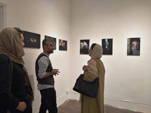 هنرمند ترک تبار با نمایشگاه «نگاه» در شیراز