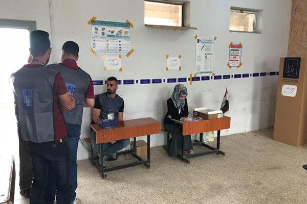 البدء بفرز الأصوات في الانتخابات النيابية العراقية