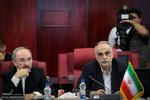 ایران اور بلغاریہ کے وزراء خزانہ کی ملاقات