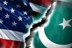 پرچم امریکا و پاکستان