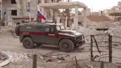 الشرطة العسكرية الروسية تسيّر دورياتها في بلدات جنوبي دمشق