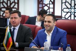 دیدار وزرای اقتصاد بلغارستان و ایران