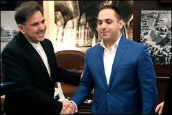 دیدار وزیر اقتصاد بلغارستان با آخوندی