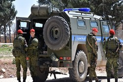 حمله به کاروان نظامی روسیه در کوبانی/ ۳ نفر زخمی شدند
