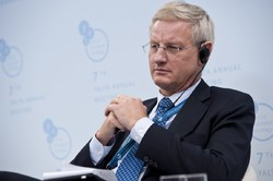 Carl Bildt: Trump's JCPOA exit an 'assault on Europe's sovereignty'