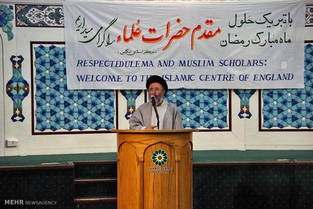 گردهمایی روحانیون در آستانه ماه رمضان