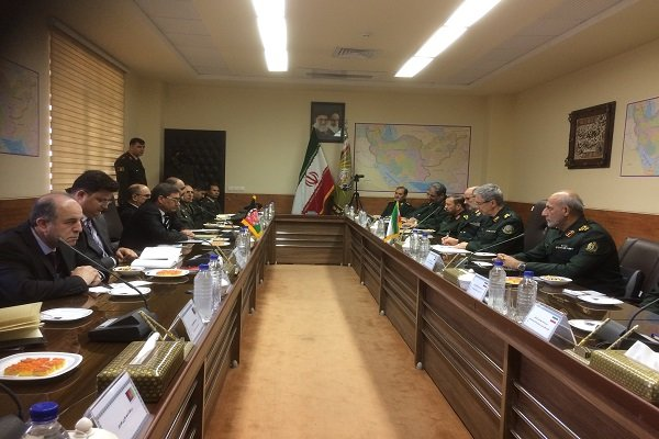 Iran spared no effort to help Afghanistan security