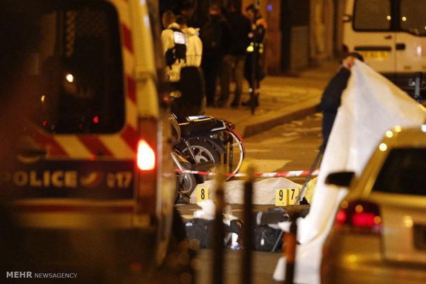 حمله با چاقو در فرانسه