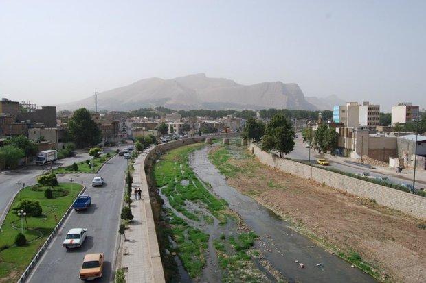 ۴ پروژه مسیر رودخانه خرمآباد اجرا نشد/ بلاتکلیفی در پل «بهداری»