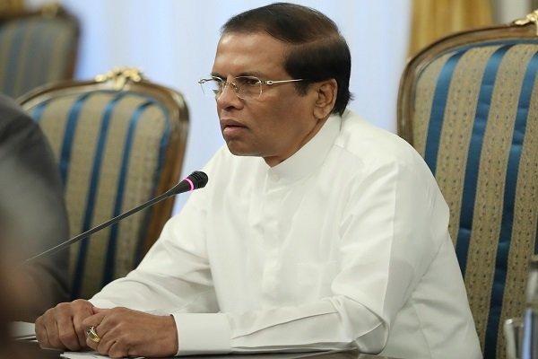 مخالفت قاطع رئیسجمهوری سریلانکا با امضای قرارداد نظامی با آمریکا