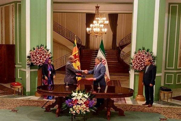 Iran, Sri Lanka ink 5 MoUs