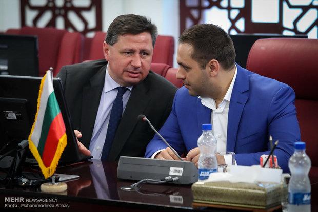Iran, Bulgaria economy ministers meet in Tehran