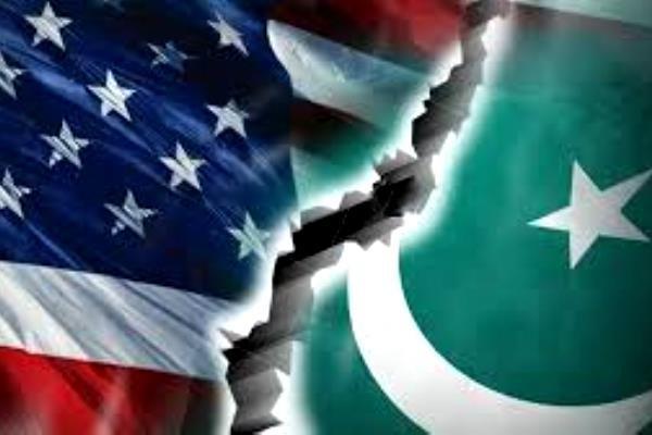 آمریکا پاکستان را تحریم کرد