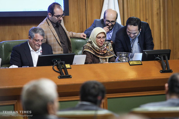 Afshani elected Tehran mayor