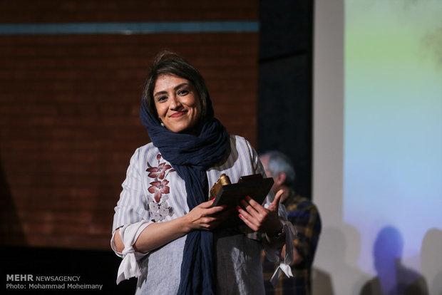 مراسم اعطای جایزه نشان عکس سال