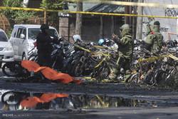 انفجارهای تروریستی در اندونزی