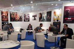 چتر سینمای ایران در بازار فیلم کن برپا شد