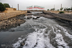 ورود فاضلاب خانگی و صنعتی به خلیج فارس