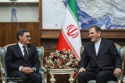 دیدار وزیر دفاع ملی افغانستان با معاون اول رئیس جمهور