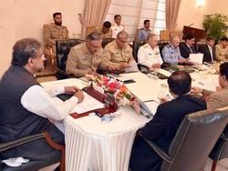 قومی سلامتی پاکستان