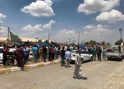 تظاهرات کرکوک