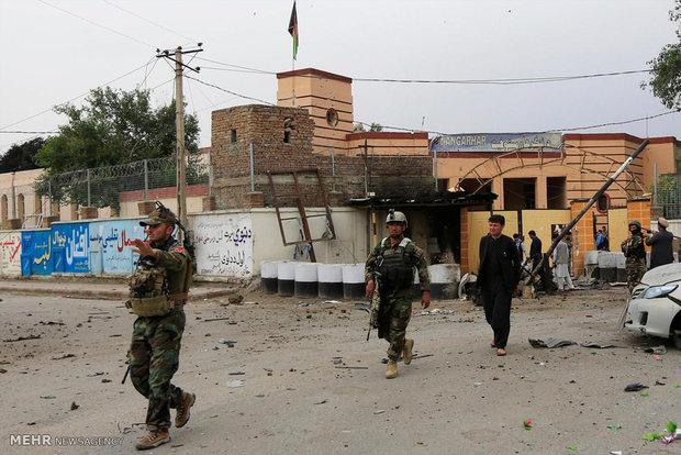 افغانستان میں خودکش حملے کے نتیجے میں 30 افراد ہلاک