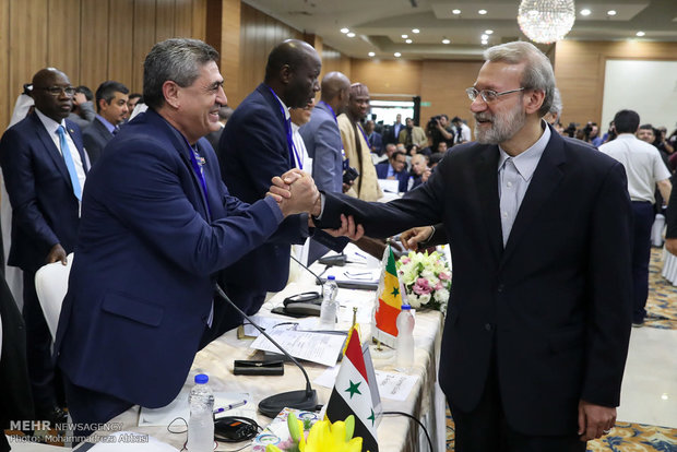 İslam ülkeleri meclis başakanları Kudüs için toplandı