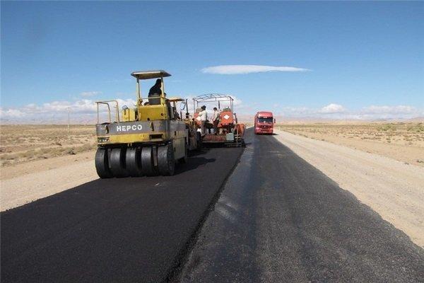 آغاز پروژه بهسازی جاده ملکان - مراغه