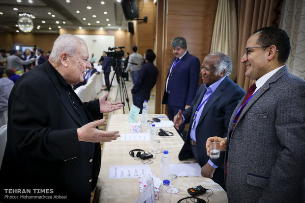Inter-parliamentary union holds meeting on Palestine