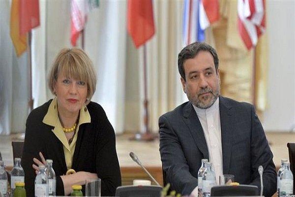 عراقچی با اشمید و نمایندگان چین و روسیه به طور جداگانه دیدار کرد
