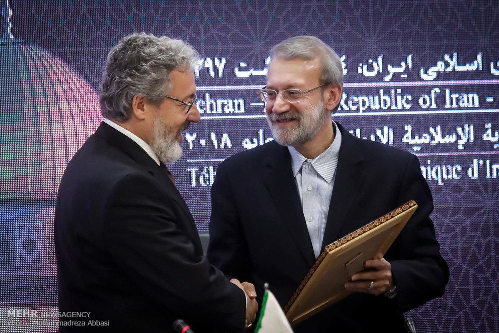 الاجتماع الطارئ للجنة فلسطين في اتحاد مجالس منظمة التعاون الإسلامي