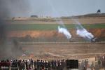 غزہ پر اسرائیلی توپخانہ کے حملے میں ایک فلسطینی شہید
