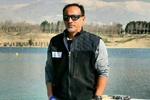 ایرج اقلیمی سرمربی تیم ملی آبهای آرام