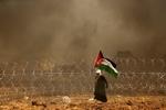 """ABD'nin """"Kudüs"""" kararı ardından Filsitin'de olup bitenler"""