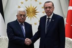 گفتگوی تلفنی«اردوغان» و «محمود عباس»پیرامون جنایات رژیم صهیونیستی