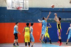 لیگ بسکتبال جوانان استان قم