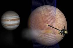 کشف نشانه هایی از آب در قمر مشتری