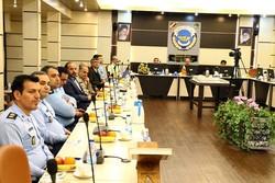 جلسه تبیین نقشه جامع علمی دانشگاههای نیروهای مسلح برگزار شد