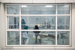 آیین افتتاح اولین بیمارستان تخصصی دندانپزشکی کشور توسط سپاه پاسداران انقلاب اسلامی