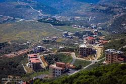 لبنان کے سرحدی علاقہ