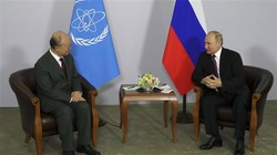 Putin reaffirms Russia's commitment to Iran deal