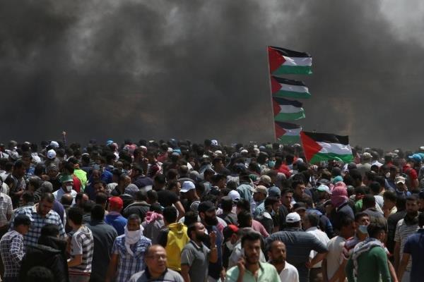 افزایش موج اعتراضات و تظاهرات ضد صهیونیستی در سراسر فلسطین