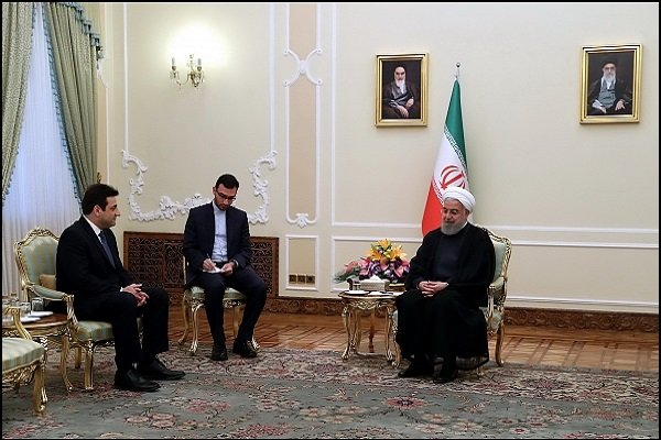 Iran poised to deepen all-out ties with Lebanon: Pres. Rouhani