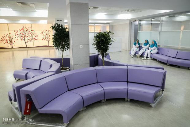 أول مشفى خاص لطب الاسنان بإيران