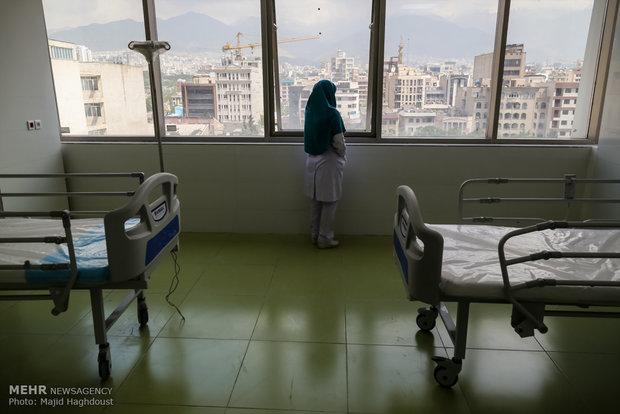 آیین افتتاح اولین بیمارستان أول مشفى خاص لطب الاسنان بإيران