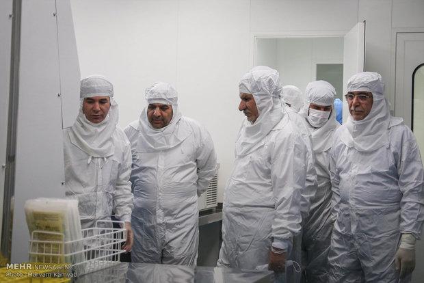 افتتاح اول مصنع لانتاج الخلايا البشرية في غرب اسيا