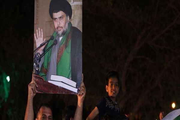 مكتب مقتدى الصدر: نرفض الوجود الأميركي في العراق