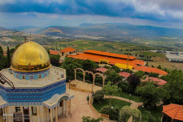 مناطق مرزی لبنان